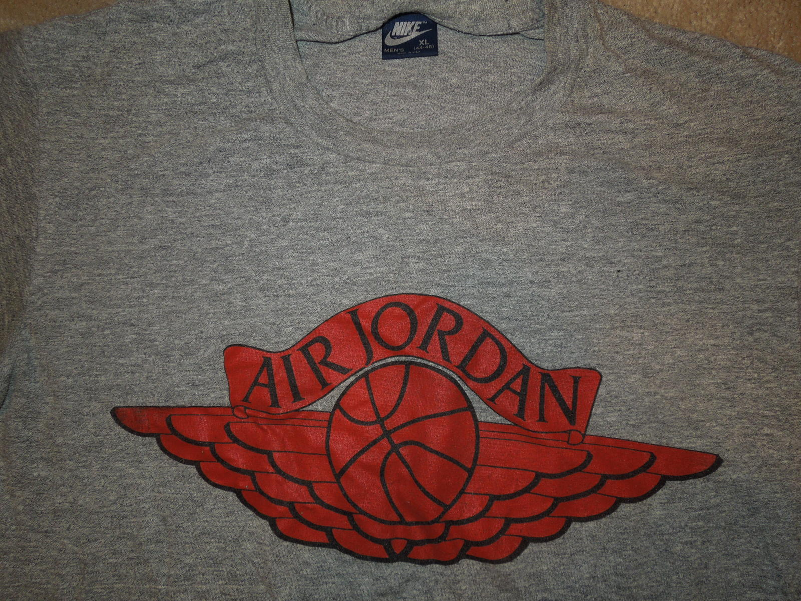 6d7f537485f0 Vintage Retro 80 s Blue Tag Air Jordan Nike and similar items