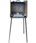 Botched Election Year VOTING BOOTH from Florid... - $99.99