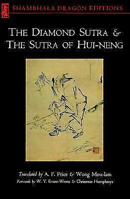 Shambhala Dragon Editions: Diamond Sutra and Sutra of Hui Neng by A. F. Price (1