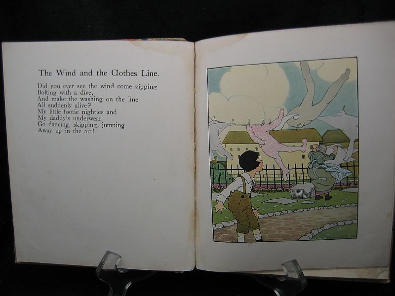 Sunny Rhymes for Happy Children by Olive Beaupre Miller 1917