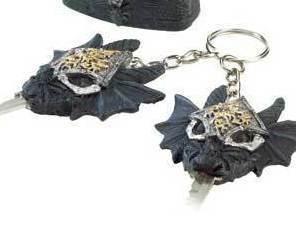 Dragon Lock And Keys New