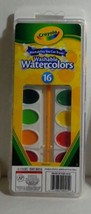 Crayola Washable Watercolors Water Colors 16 Count Read - $4.99