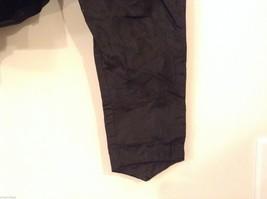 Antique Black Silk Taffeta Pleated Blouse Ruffles Museum Piece image 9