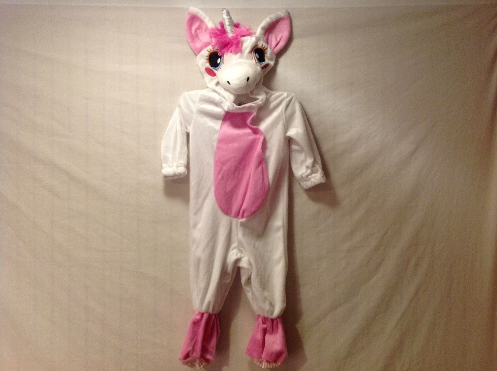Newborn Unicorn Halloween Costume, Size 0-6
