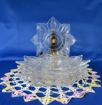 Westmoreland Glass, Lotus, Plates - $40.00