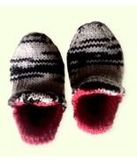 Medieval / Roman Empire style baby elf slipper socks, reversible, baby s... - $19.95