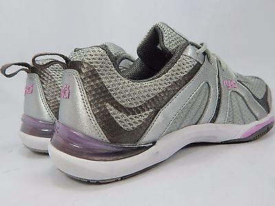 Ryka Moxie Women's Running Shoes Size US 8 M (B) EU 39 Silver