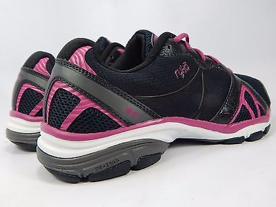 Ryka Vida RZX Women's Running Shoes Size US 9 M (B) EU 40 Black Purple