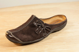 Natural Soul Naturalizer 6 Brown Fanner Mules Slip On Women's Shoes - $21.00