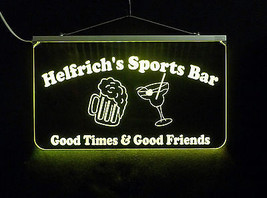 Personalized LED Sign, Sports Bar, Man Cave, Signage, Multi-Color Changing image 3