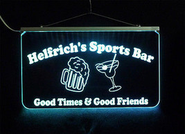 Personalized LED Sign, Sports Bar, Man Cave, Signage, Multi-Color Changing image 2