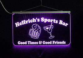 Personalized LED Sign, Sports Bar, Man Cave, Signage, Multi-Color Changing image 7