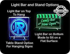Personalized LED Sign, Sports Bar, Man Cave, Signage, Multi-Color Changing image 4