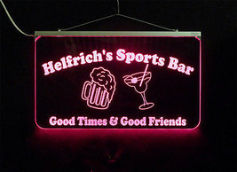 Personalized LED Sign, Sports Bar, Man Cave, Signage, Multi-Color Changing image 5