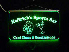 Personalized LED Sign, Sports Bar, Man Cave, Signage, Multi-Color Changing image 9