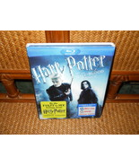 HARRY POTTER & THE HALF BLOODED PRINCE BLUE RAY & DVD MOVIE ADVENTURE IN... - $5.99