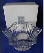 Mikasa Diamond Fire Votive Glass Candle Holder ... - $7.42