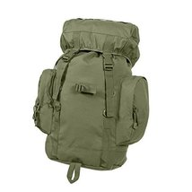 Rothco 25L Tactical Backpack, Olive Drab - $31.99