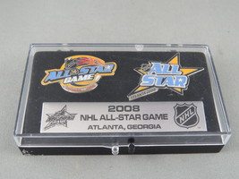 2008 NHL All Star Game - Atlanta Georgia - Collector's Pin Set  - $29.00