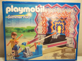 NEW Playmobil 5547 Tin Can Shootout Summer Fun FREE Shipping - $18.23