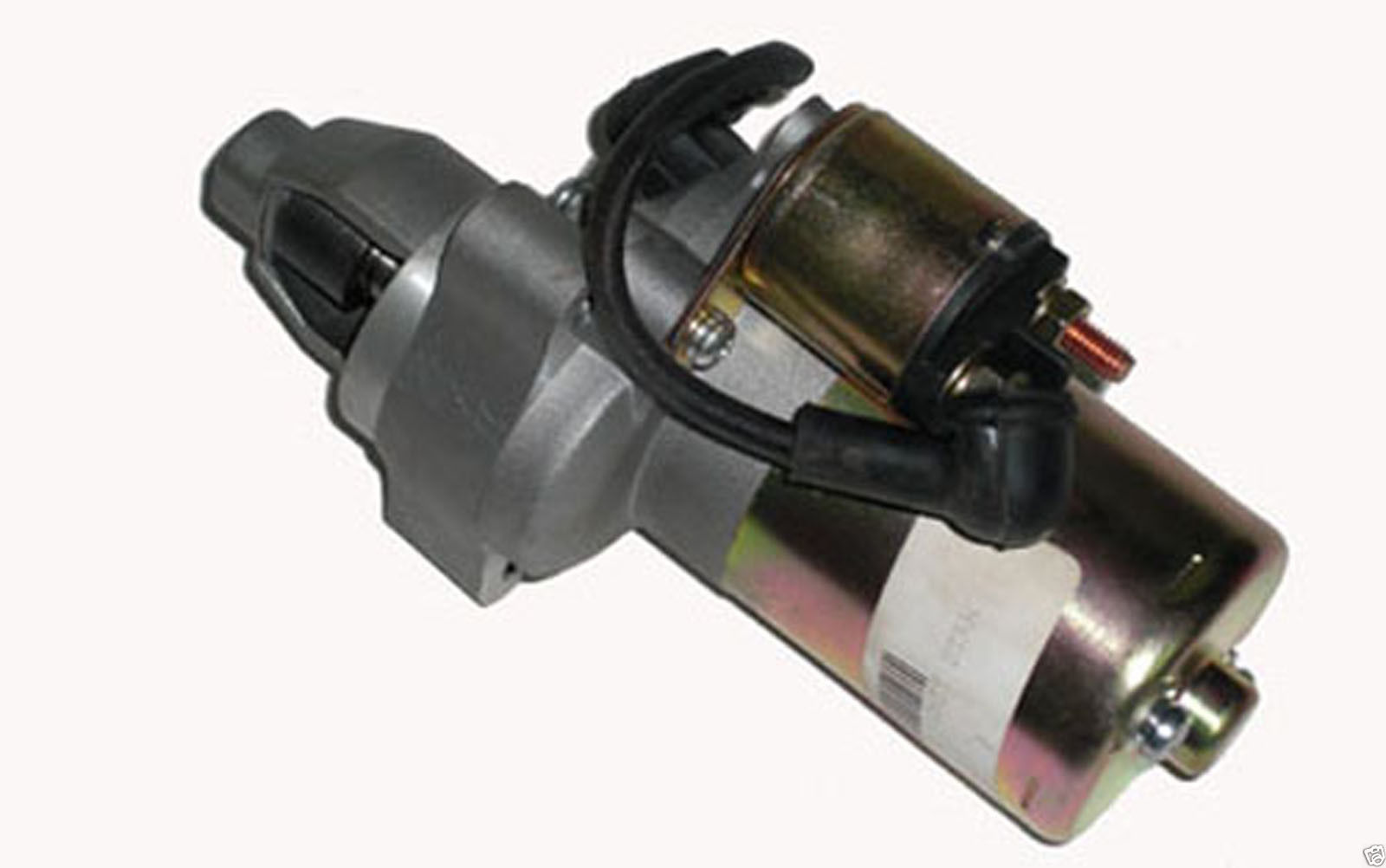 Electric starter parts baja motorsports mb165 mb200 mini for Small electric motor parts