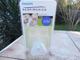 Brand New, (1) PHILIPS Respironics Wisp Nasal Mask Cushion S/M/Wisp - $19.95