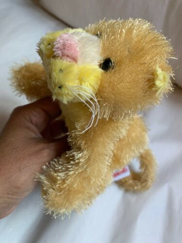 Used Webkinz Lil' Lioness Clean Kids Doll Toy Plush