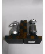 Chess Piece Book Ends - $30.64