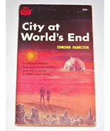 City at world's end (Crest book) Hamilton, Edmond - $4.70