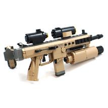 Bren Modular Assault Rifle Building Block Gun - $49.90