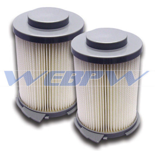 TWO Filters Hoover WindTunnel Bagless Vacuum 59134033 S3755 S3765 040 Filter x2