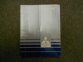 1986 Mitsubishi Mirage Electrical Wiring Service Repair Shop Manual Factory Oem - $13.85