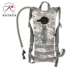 Rothco M.O.L.L.E. 3-Liter Backpack Hydration System - Army Digital Camo - $52.99