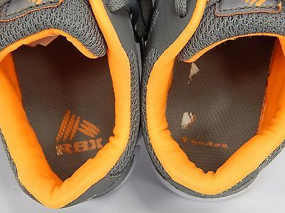 RBX Charger Women's Running Shoes Size US 7 M (B) EU 37.5 Gray