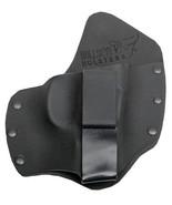 H&K P2000 (Right Draw) Kydex & Leather IWB Hybr... - $47.00