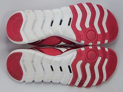 Reebok Sublite TR 2.0 Women's Running Shoes Size US 9.5 M (B) EU 40.5 Pink White