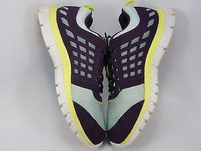 Reebok Z Dual Ride Women's Running Shoes Size US 9.5 M (B) EU 40.5 Blue Purple