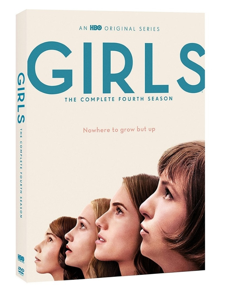 Girls fourth season 4  dvd 2016 2 disc set  free shipping new