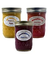 Queen Bee Gardens Naturally Flavored Whipped Wyoming Honey - Variety Pac... - $39.60