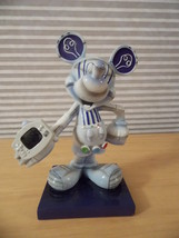 "Disney Retired Mickey InspEARations ""Extended Play"" Figurine  - $45.00"