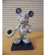 """Disney Retired Mickey InspEARations """"Extended Play"""" Figurine  - $45.00"""