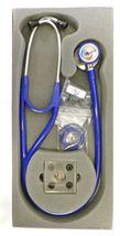 GRx Medical CD-29 Advanced Elite Cardiology Stethoscope Royal Blue Profe... - $62.37