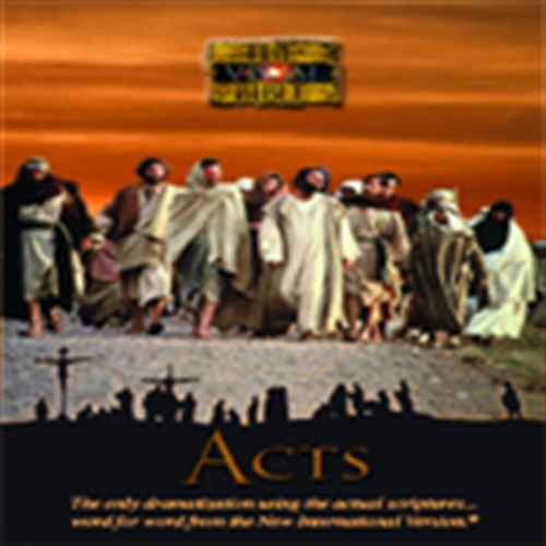 The book of acts   dvd