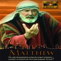 The Book of MATTHEW - DVD