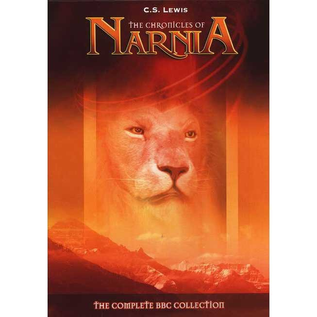 THE CHRONICLES OF NARNIA: THE COMPLETE BBC COLLECTION