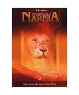 THE CHRONICLES OF NARNIA: THE COMPLETE BBC COLLECTION - $30.95