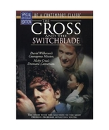 THE CROSS AND THE SWITCHBLADE - $23.95