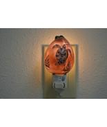 Carved Tiger COWRIE Turtle Sea Shell NIGHTLIGHT Kitchen Bathroom 7628 - $8.00