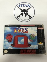 Toys Game by Absolute for Super Nintendo SNES - $11.40
