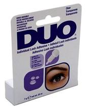 Ardell DUO Individual Lash Adhesive Glue White/Clear 0.25 oz - $8.99